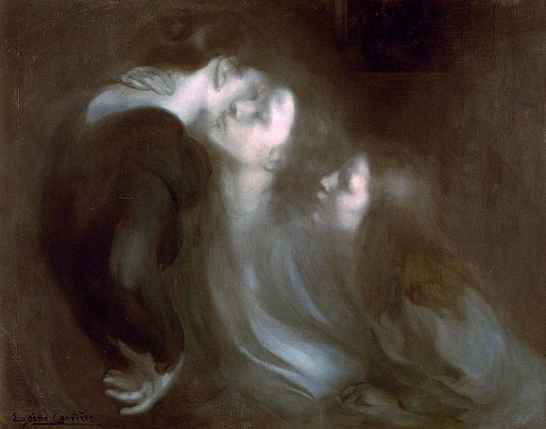 800px-Her-mothers-kiss-eugene-carriere