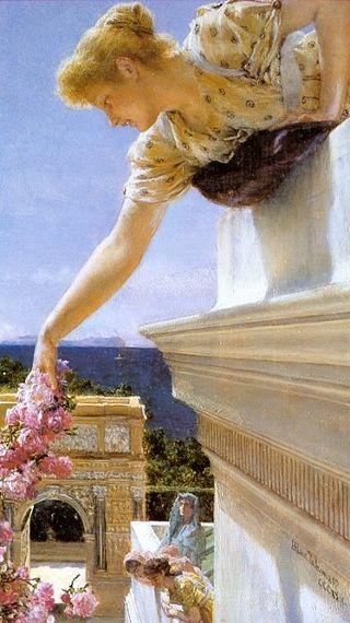 God_Speed!._1893._Sir_Lawrence_Alma-Tadema