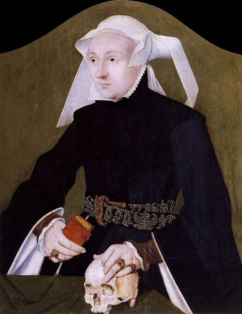 Bartholomäus_Bruyn_(I)_-_Portrait_of_a_Noblewoman_-_WGA03664