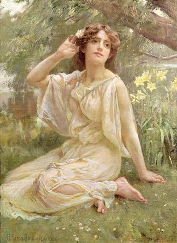 Robert_Payton_Reid,_1905_-_Echo