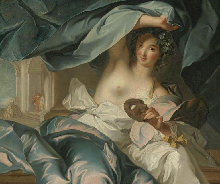 Follower_of_Jean-Marc_Nattier_-_Portrait_of_the_Duchesse_de_Châteauroux_as_Thalia,_Muse_of_Comedy