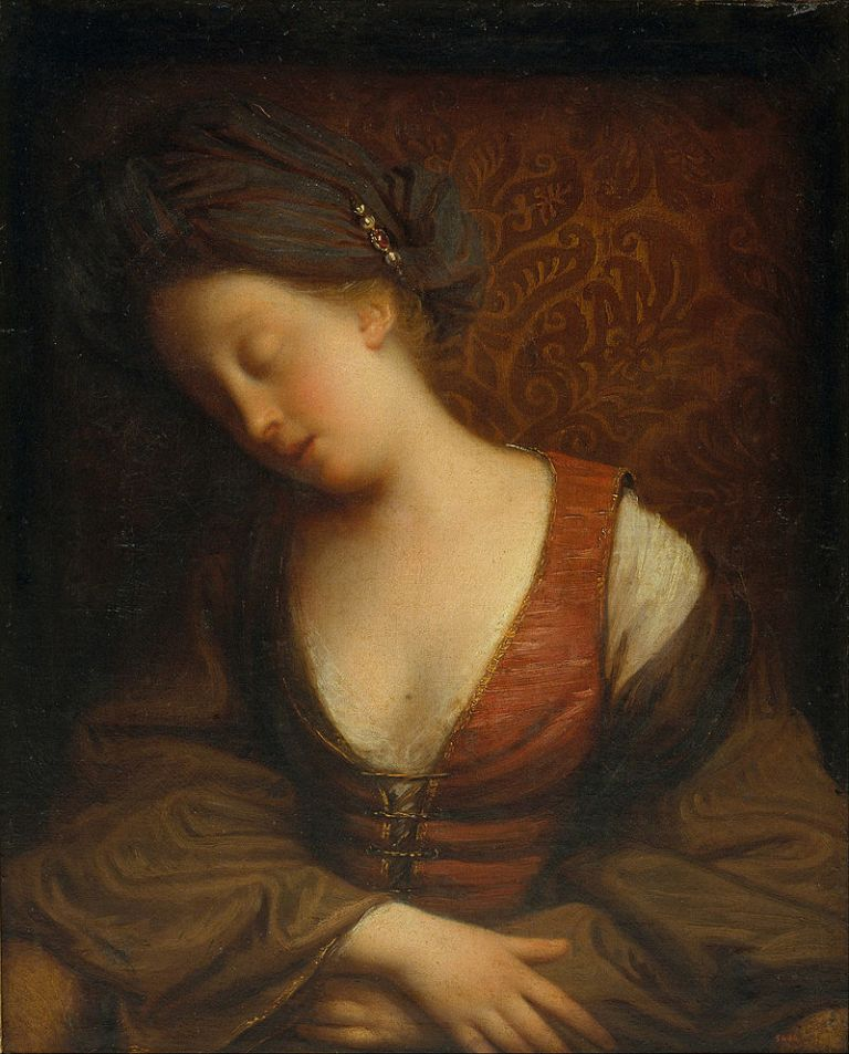 Jean-Baptiste_Santerre_-_Young_Woman_Sleeping_-_Google_Art_Project