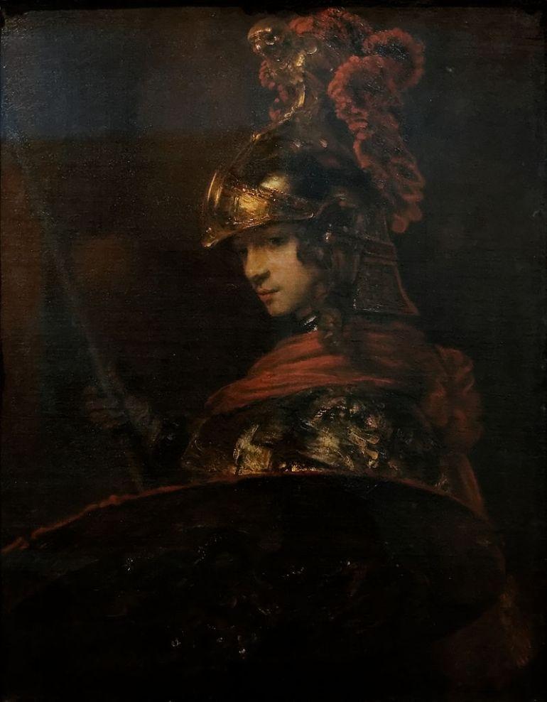 Pallas_Athena_Rembrandt