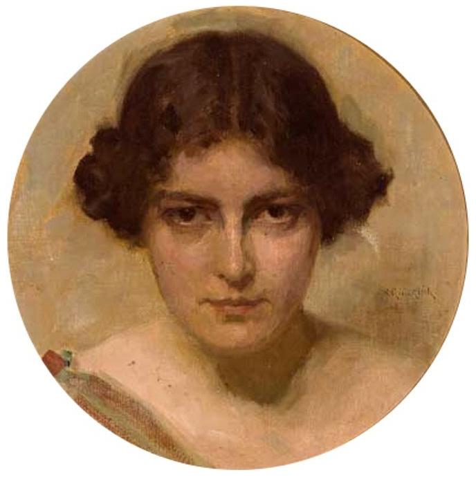Simon_Glücklich_Portrait_einer_jungen_Frau