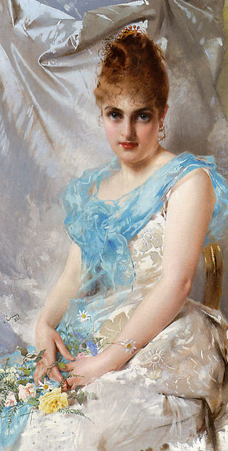 320px-Corcos_Vittorio_Matteo_A_Spring_Beauty_1886_Oil_On_Canvas