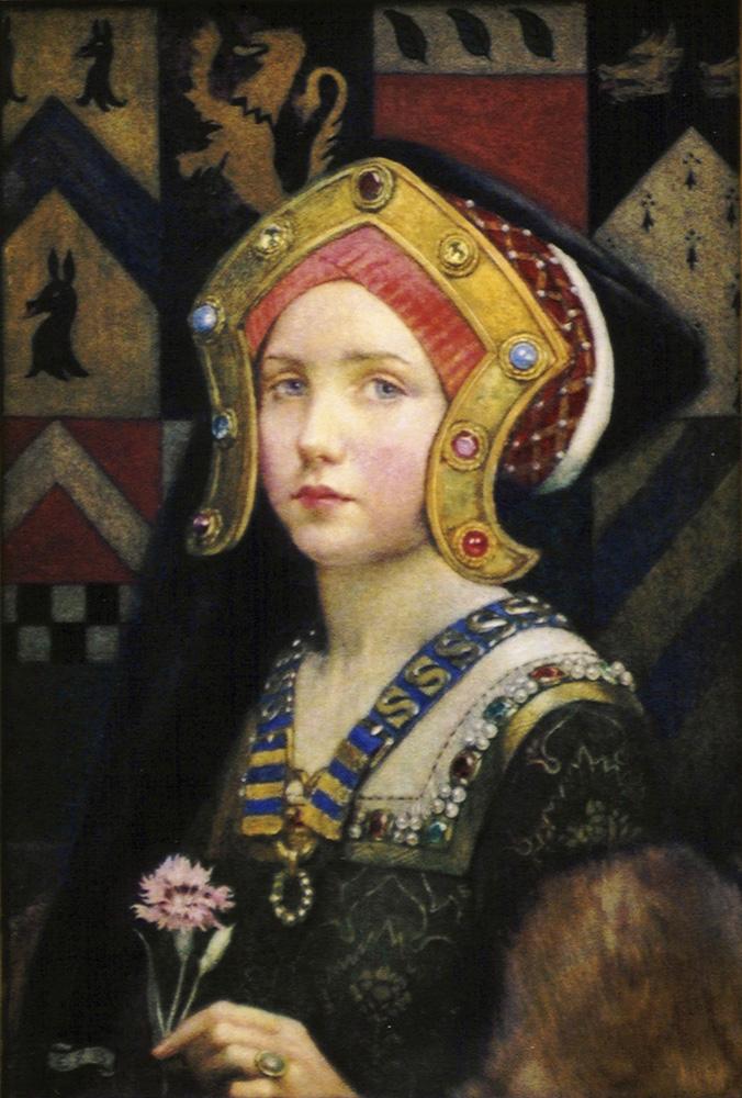 Head_of_a_tudor_girl