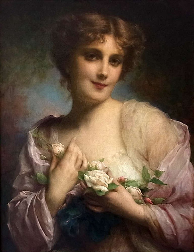 Étienne_Adolphe_Piot_-_White_Roses