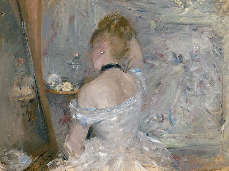 800px-berthe_morisot_-_woman_at_her_toilette_-_1924.127_-_art_institute_of_chicago