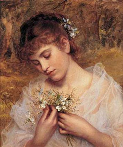 Sophie_Gengembre_Anderson_Love_in_a_mist