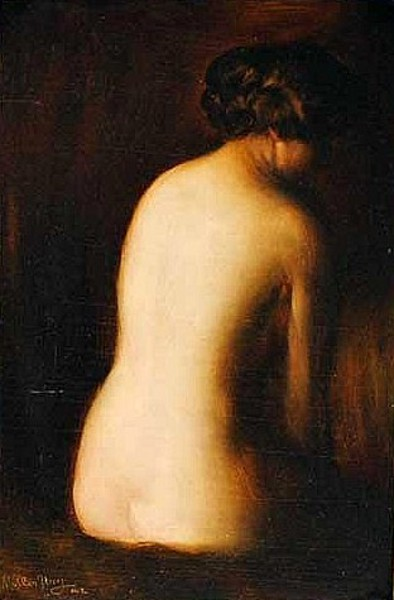 muller-ury_-_seated_nude_lady