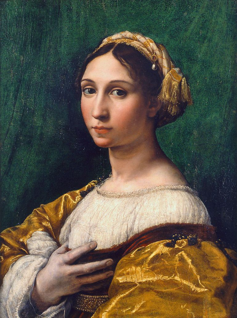 portrait-of-a-young-girl-raphael