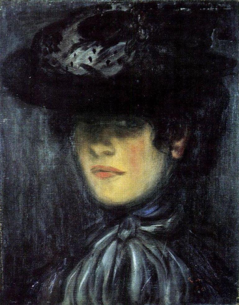 rippl_portrait_of_a_spanish_woman_1892