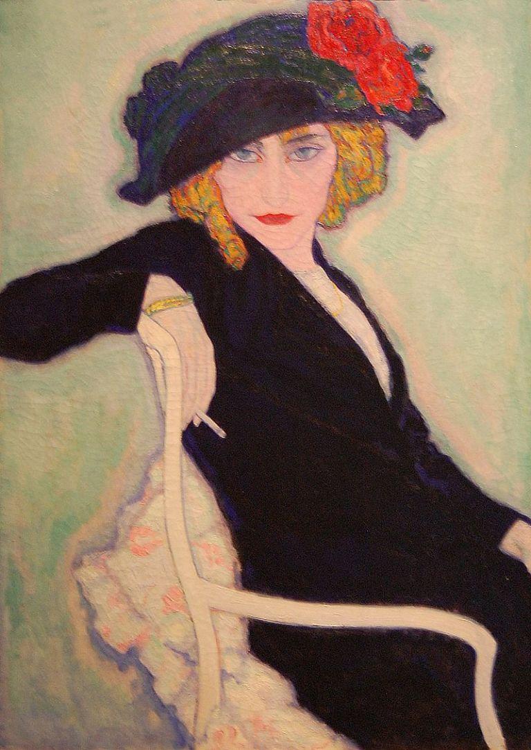 Leo_Gestel_dame_met_sigaret_1911.jpg