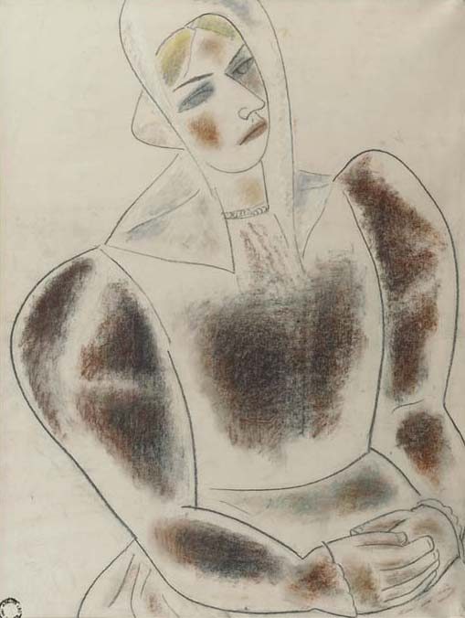 Leo_Gestel_Woman_in_traditional_dress