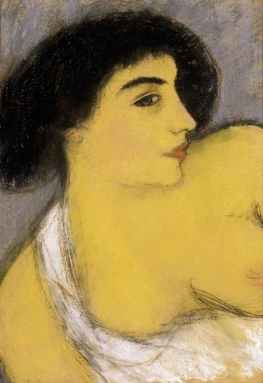 Rippl_Yellow-skinned_Woman_with_a_Cleavage