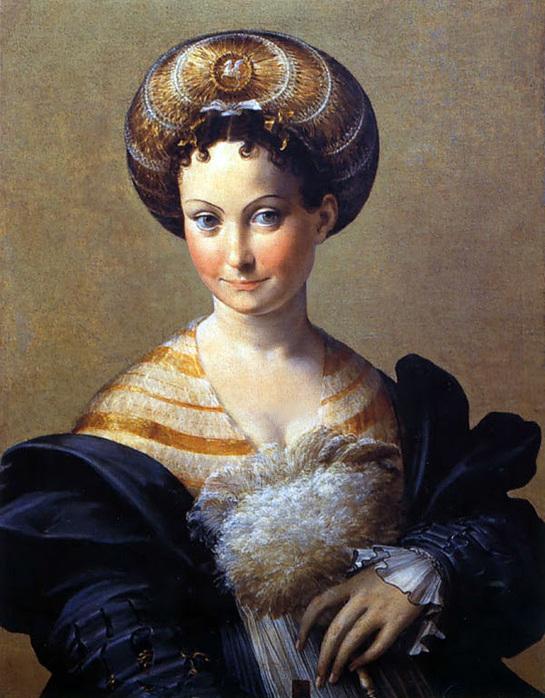 Parmigianino_-_La_schiava_turca
