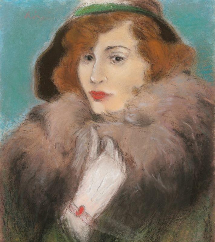Rippl_Female_Portrait_c._1923