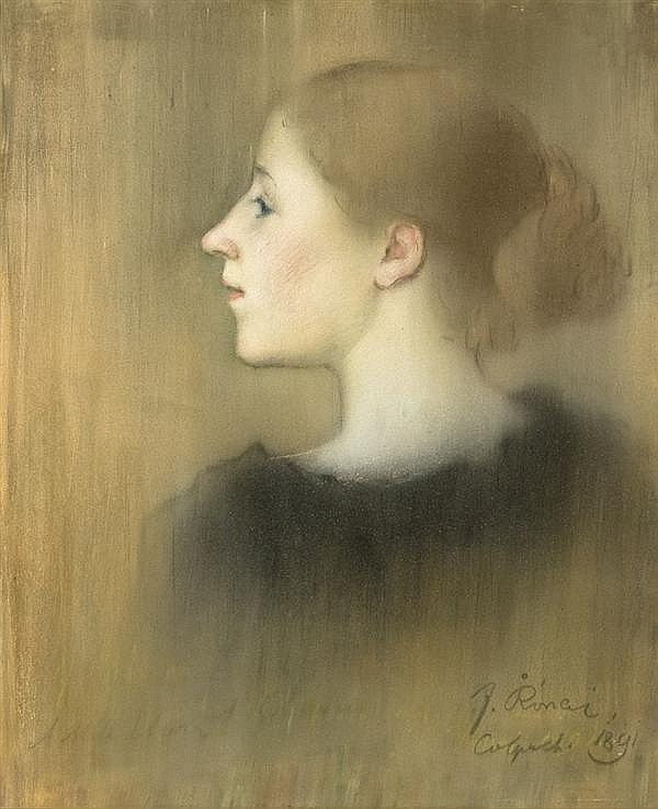 Rippl_Profile_of_a_Young_Woman_1891