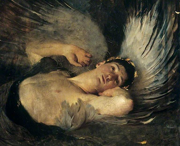 The_Awakening,_by_Solomon_Joseph_Solomon