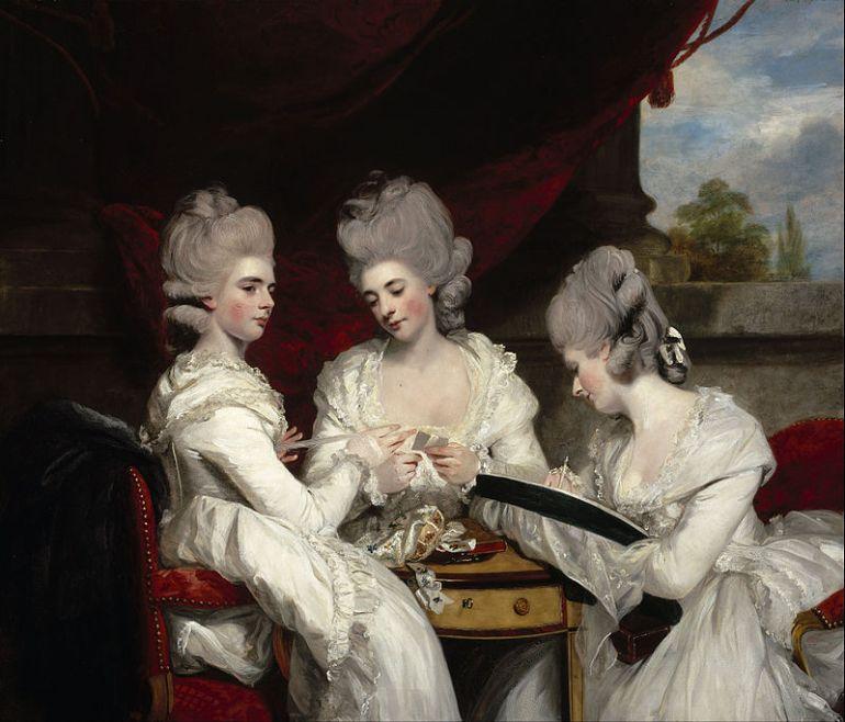 800px-Sir_Joshua_Reynolds_-_The_Ladies_Waldegrave_-_Google_Art_Project