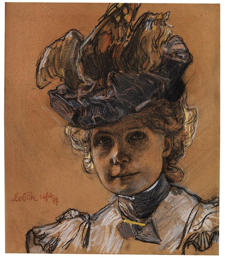 800px-Leo_Putz_-_Porträt_Gertraud_Luberich._1899