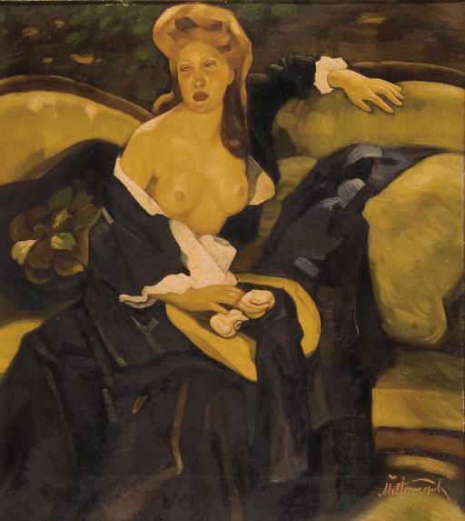 Femme_nue_by_Nesterov_(Christie's)