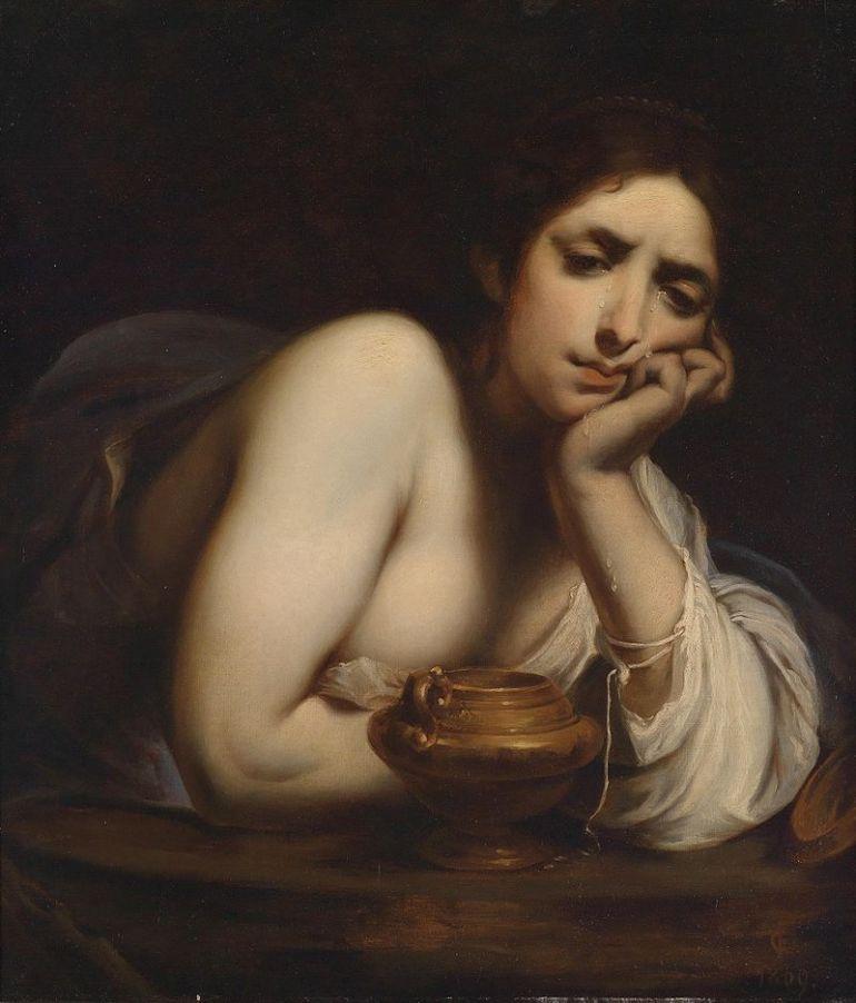 Carl_Fröschl_Büssende_hl_Maria_Magdalena_1869