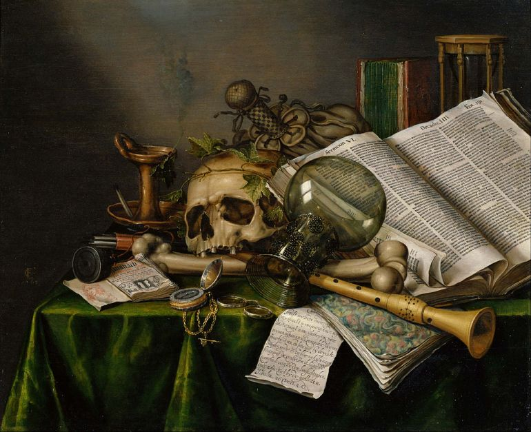 1024px-Edwaert_Collier_-_Vanitas_-_Still_Life_with_Books_and_Manuscripts_and_a_Skull_-_Google_Art_Project