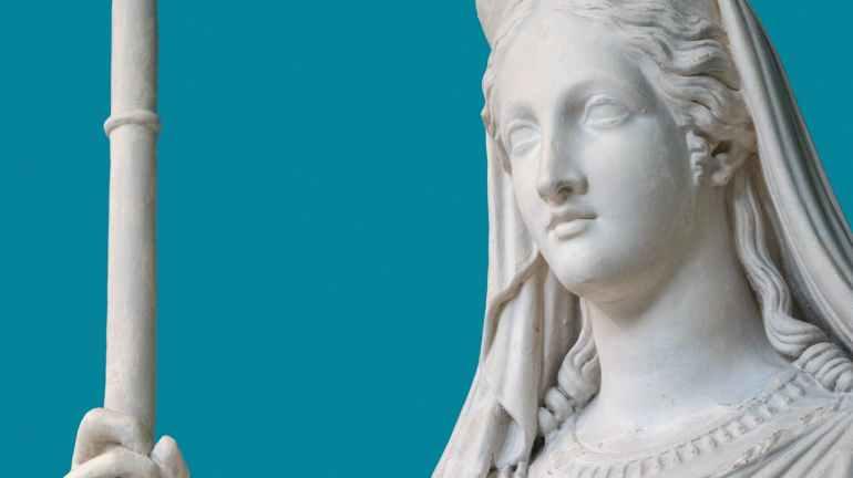 religious image statue