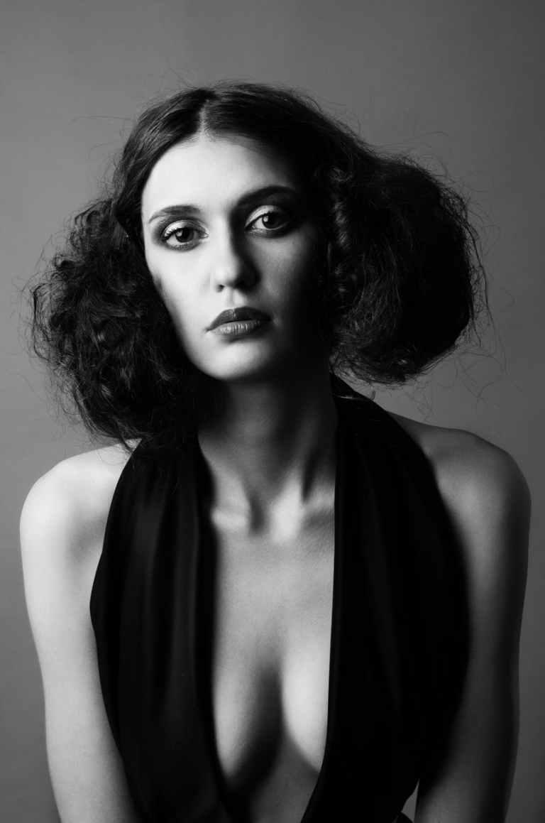 fashion girl women model