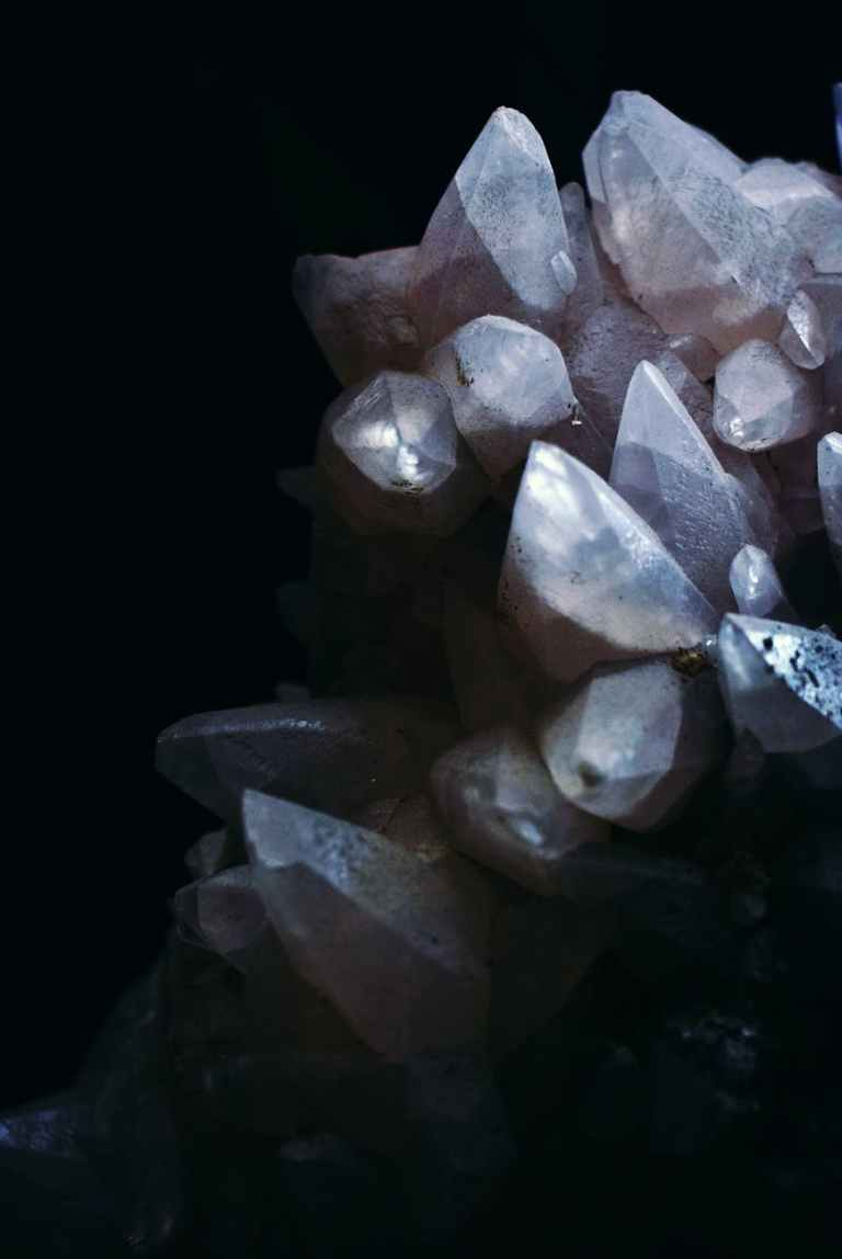 close up shot of gem stone
